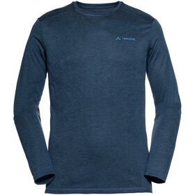 VAUDE Sveit LS T-Shirt Men fjord blue